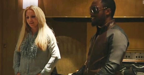 Britney Spears sur le nouveau single de will.i.am