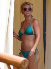 Britney Spears a passé ses vacances en famille à Hawaii