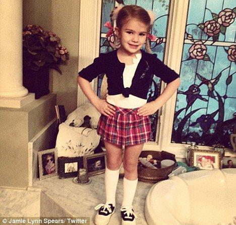 La nièce de Britney Spears s'habille comme elle