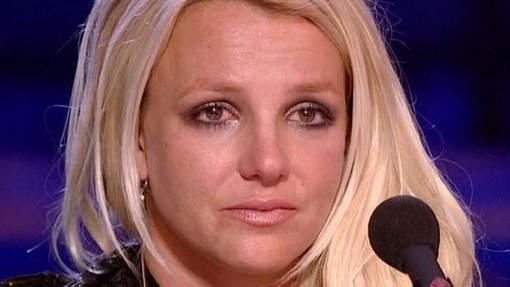 Britney Spears fond en larmes
