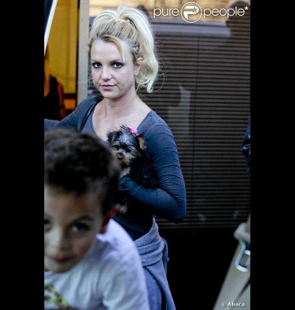 Britney Spears encourage ses fils à se tourner vers la musique !