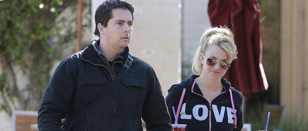 Britney Spears : elle garde le sourire et l'espoir malgré sa rupture !