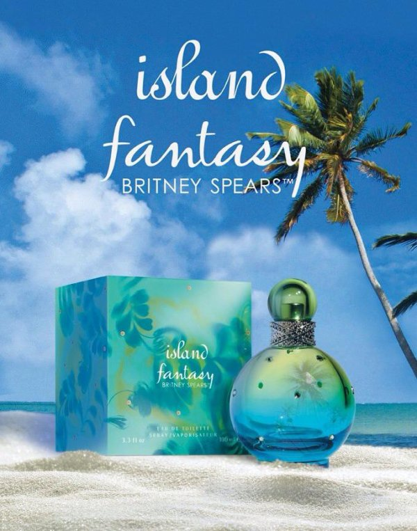 Britney, Island Fantasy