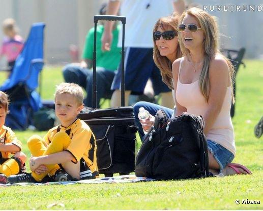 Britney Spears, Victoria Beckham... Les meres de petits footballeurs