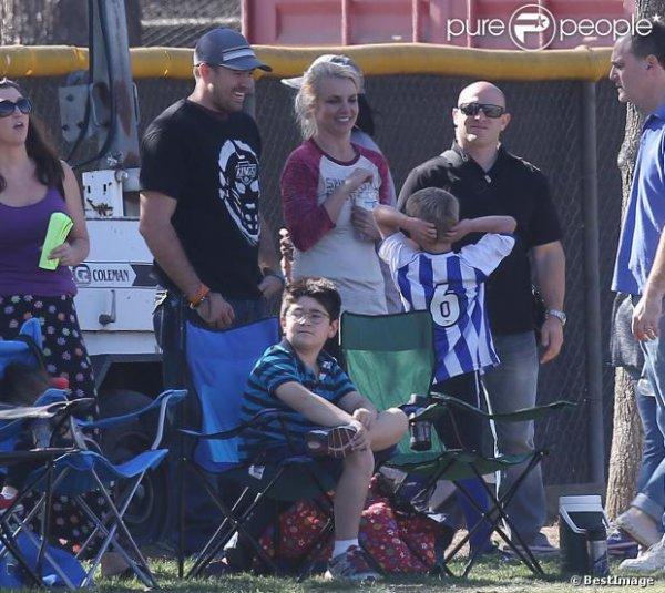 Britney Spears : Maman comblée aux côtés de ses fils, blasée face à son ex-mari