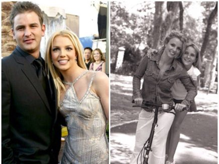 BRITNEY SPEARS : SA FAMILLE LUI MANQUE !