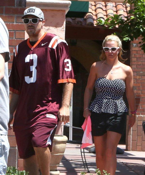 Britney Spears, célibataire : c'est fini avec David Lucado