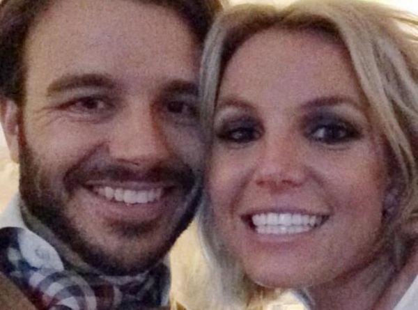 Britney Spears : premier selfie avec son nouveau boyfriend !