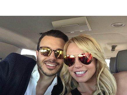 Britney Spears et Charlie Ebersol : Amoureux et complices au Super Bowl XLIX