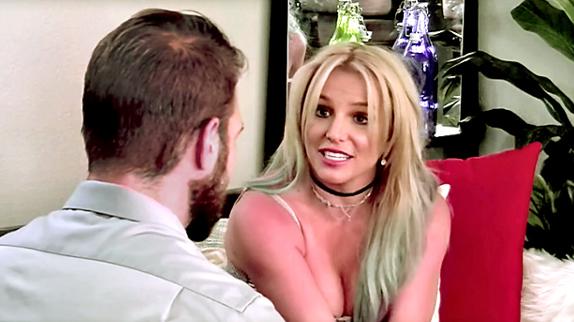 Britney Spears piège des gardes du corps pour une caméra cachée (VIDÉO)