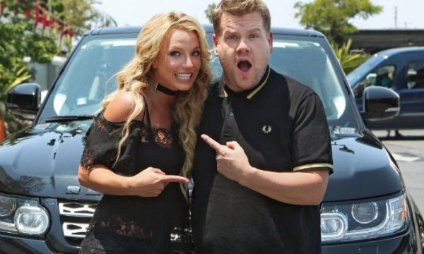 Britney Spears, prochaine invitée du Carpool Karaoke de James Corden