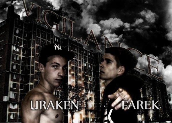 Uraken Feat Farek - Vigilance Crew- (2012)