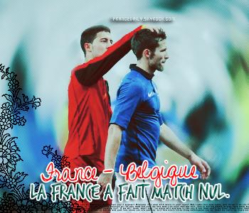 »› FranceDaily ▪ Blog Sur La meilleur équipe de la Coupe d'Europe 2012 . France ◊. » (αrt o2).