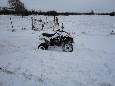 petite sortie dans la neige 2010