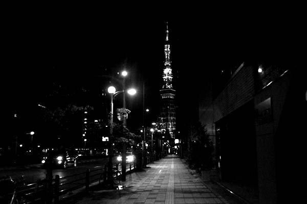 Tokyo tower,Ootemachi,Hibiya