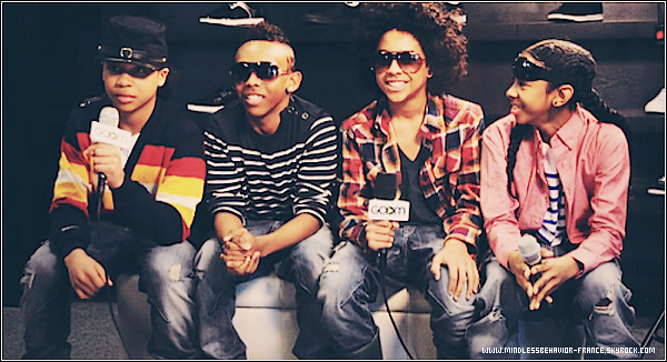.  ~ MindlessBehavior-France, bien plus qu'une webmiss... ~ .