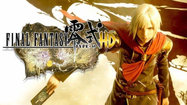 J'ai fini Final Fantasy Type-0