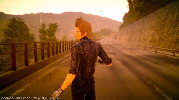 J'ai fini Final Fantasy 15