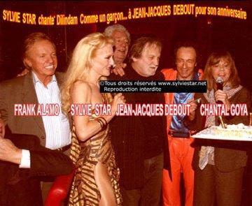 Hubert Wayhaffe et Sylvie Star