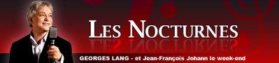 Bienvenus aux fans de Georges Lang et de ses émissions.