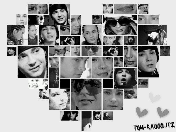 Tu es dans mon coeur ... ♥