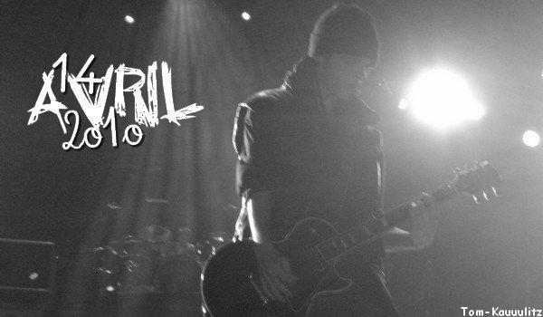 14 avril 2o1o ... ♥