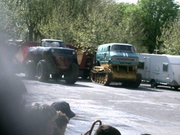monster truc lencloitre le 29/04/2012