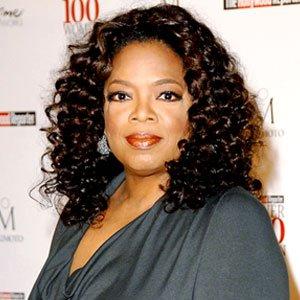 Oprah Winfrey la marraine de Blue !