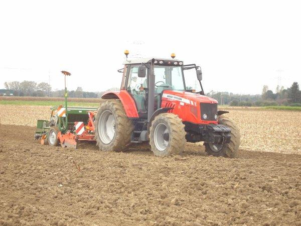 Semi du blé 2012