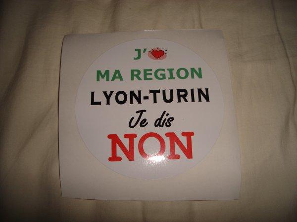 Page spécial TGV LYON-TURIN