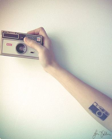 Série photographie.