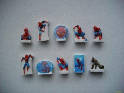 SERIE N° 19 : SPIDER-MAN