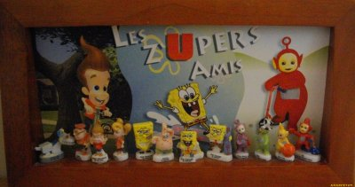 SERIE N° 61 : LES ZUPPERS AMIS