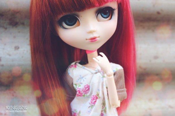 Présentation des dolls de MissMady †Madeleine†