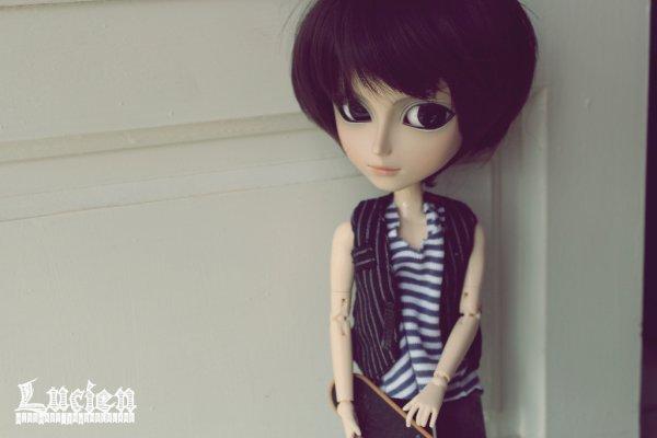 Présentation des dolls de MissMady Lucien