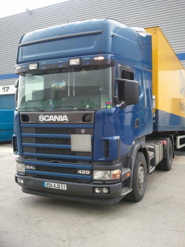 mon camion