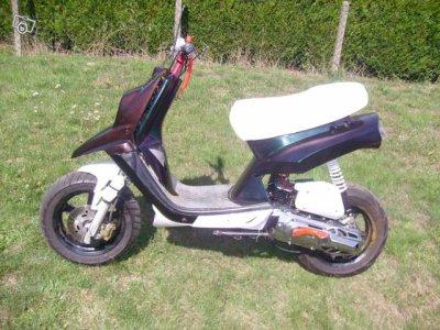Mon scoote