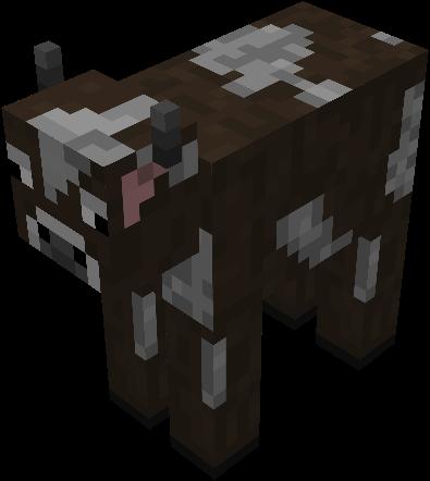 Les Animaux : La Vache et La Poule .