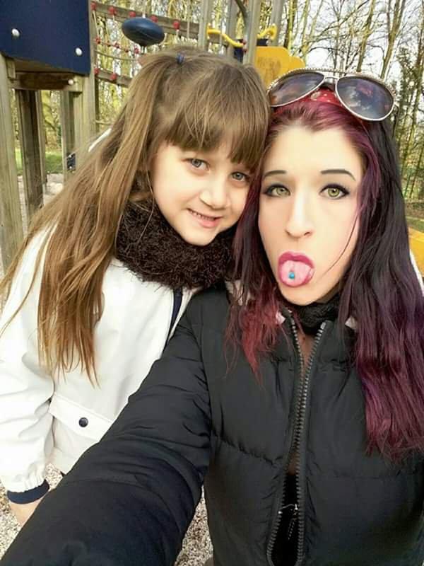 je t'aime ma fille 💞