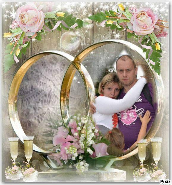 Ma fille et mon gendre 7 ans d'un mariage réussie