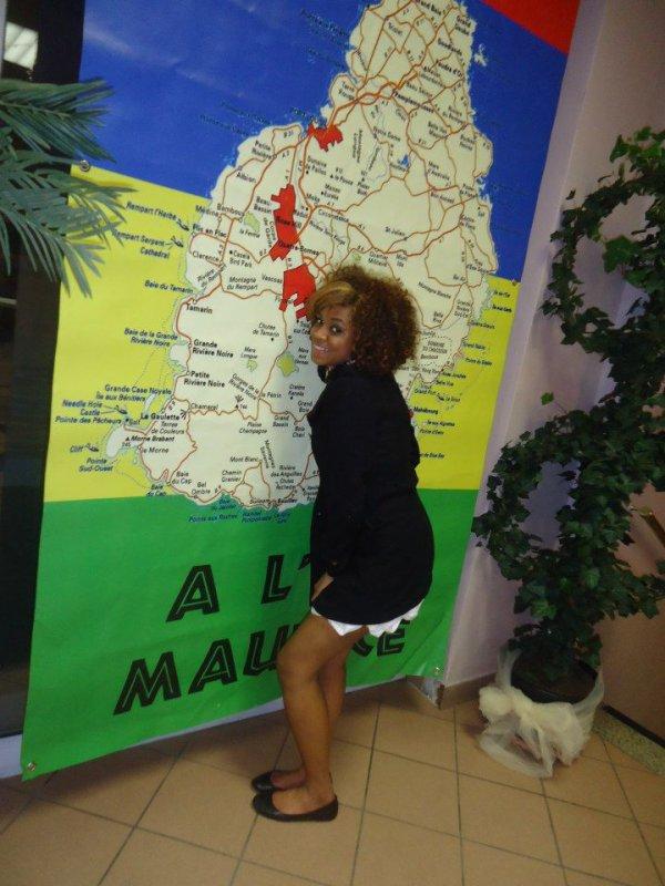 JULITA ROUGET CANDIDATE MISS AFRICA BELGIUM