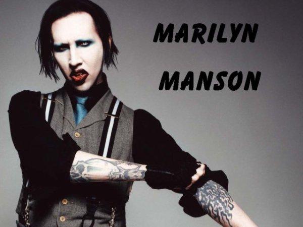 Marlin Manson
