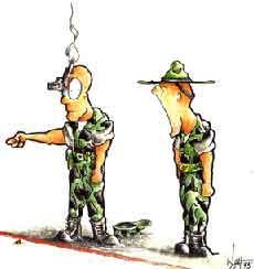 humour sadique militaire - photo #11
