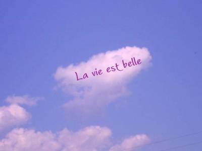 la vie est belle.................§§§!!!!§§§!!