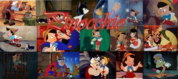 Fiche n°2: Pinocchio (1940)