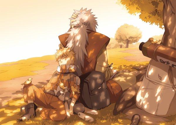 Naruto-Souvenir-Jiraya