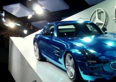 Salon de L'Automobile, 2 ! :p