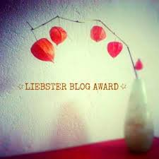 Liebster Awards.
