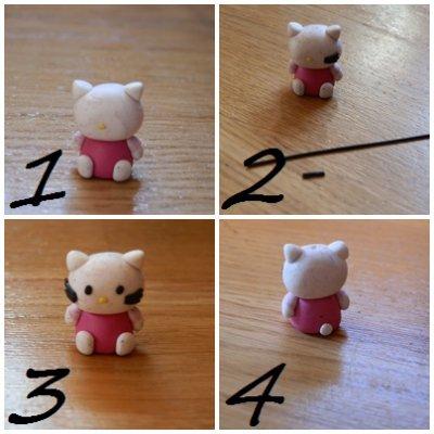 Tuto Hello Kitty