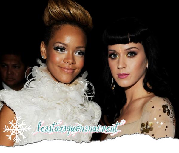 News____________________________________________________________________________ Rihanna ne se pardonnera jamais d'avoir raté le mariage de Katy Perry